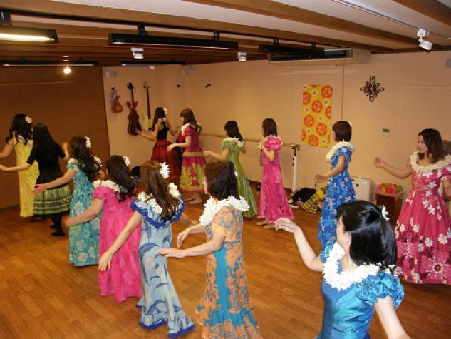 A-GOOD SHIGA hula schoolのイメージ