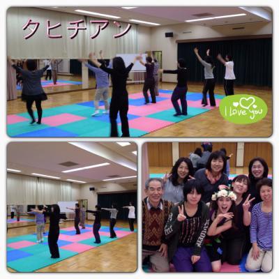 寝屋川・はじめての健康フラダンス@体験会開催について