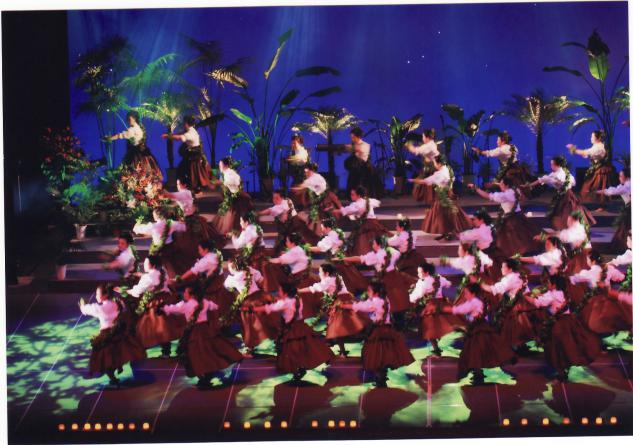 フラ ハーラウ ホアロハ ハワイのイメージ