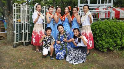都島区民祭りについて