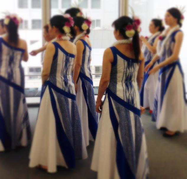 hoa Le'a aloha 大阪市旭区フラ教室ホアレアアロハのイメージ
