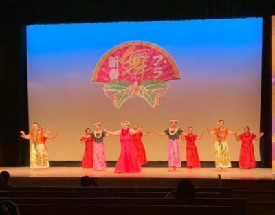 2019年1月6日(sun)新春フラ舞に参加について