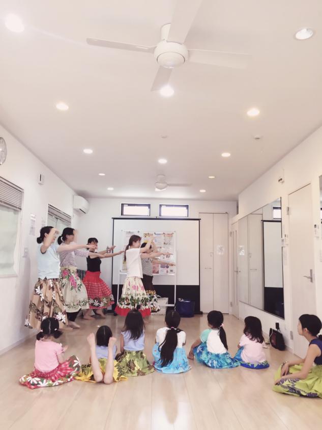 AnelaNaniHulaStudio 横浜 東林間のイメージ