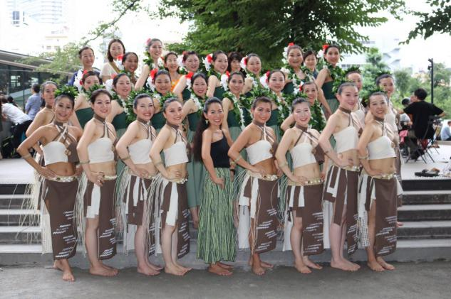 LinoKai Hula&Tahitiのイメージ