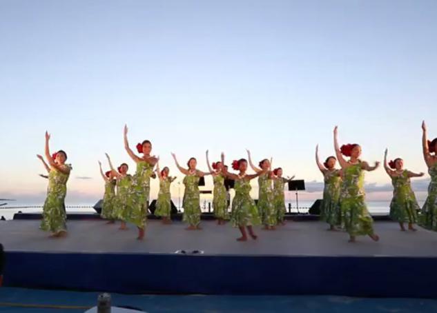 Alohilani hula&tahitiのイメージ