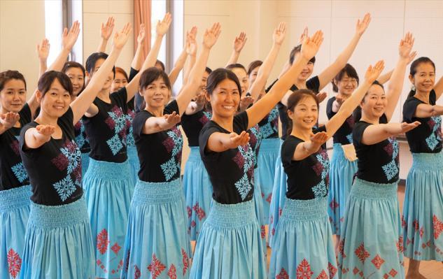 フラダンス教室 カプアノホマーリエのイメージ