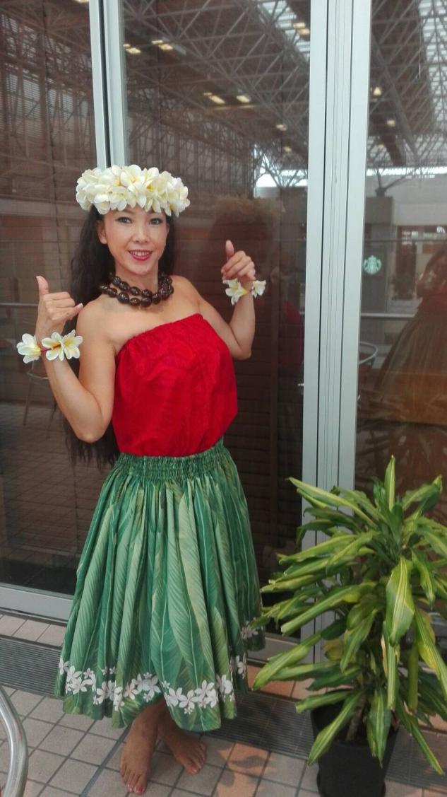 ohana hulaスクールのイメージ