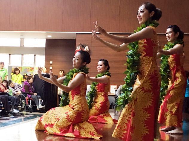 池袋・板橋区のフラ&タヒチアンダンス教室 Pualani's Hula & Ori Tahitiのイメージ