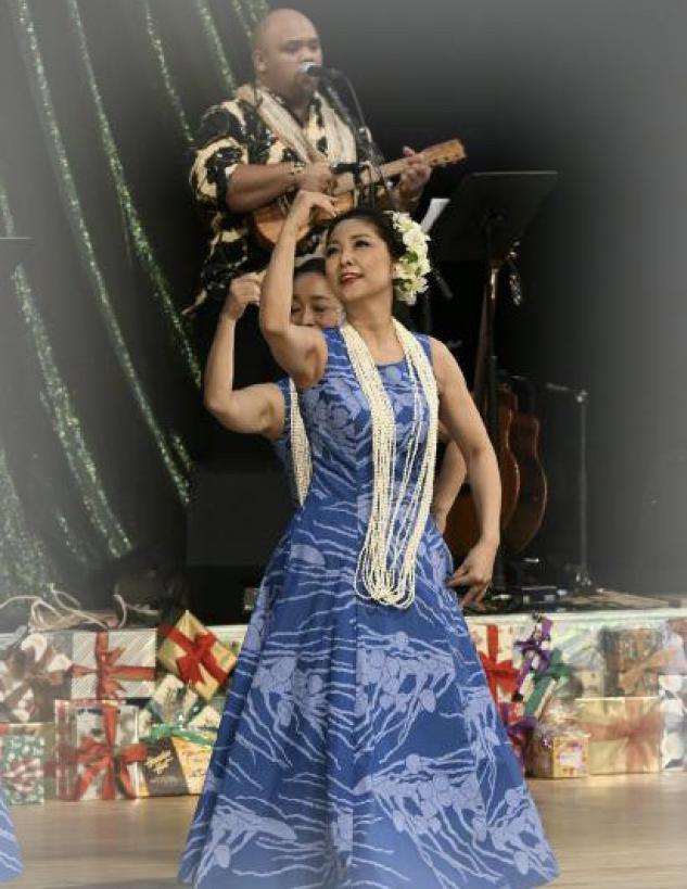 Moani Lehua Hulaのイメージ