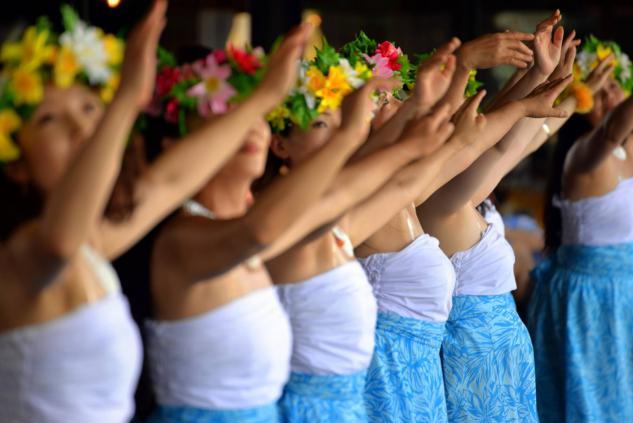 フラオカマープナヘレ Hula o ka Mapunaheleのイメージ