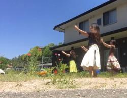 HERE ATA danceschool外観