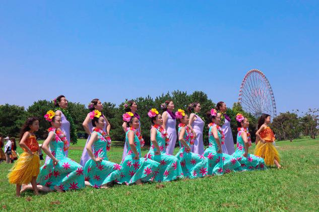 Hula Hālau Nā Liko Ka Lehua【フラハーラウ ナーリコカレフア】のイメージ