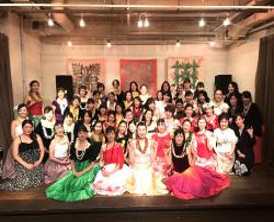 Hula Studio Le'a自由が丘  志木教室外観