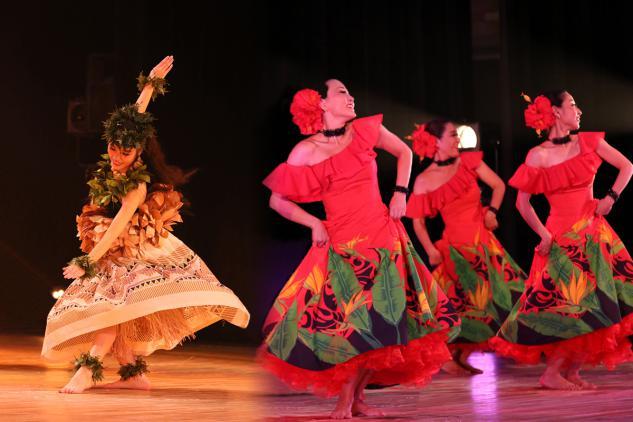 Iwalani School of Dance Japanのイメージ